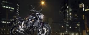 MT-07. A Yamaha não está brincando em serviço