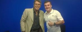 Entrevista com Alessandro Ferro. Pilotagem Segura. Aspectos Comportamentais e Técnicos. TV Uol\ Geração Z