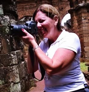 Geórgia Zuliani. Administradora e Fotógrafa