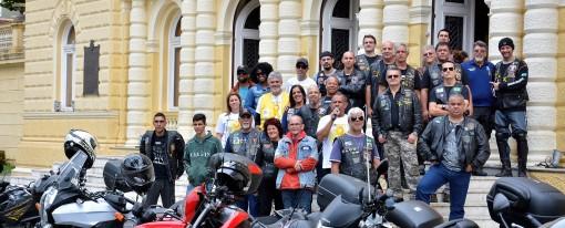 Petrópolis – RJ. Motivando o Maio Amarelo. Palestra Pilotagem Segura.