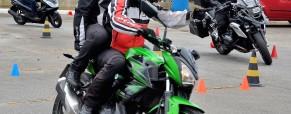 2019, dia 13 de Janeiro. Curso Livre Defensivo, para todos os tipos de motos. Em Santo André-SP