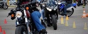 Dia 23 de Setembro 2018.Curso Livre Defensivo, para todos os tipos de motos. Em Santo André-SP