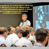 SEGURANÇA do TRABALHO, contribuindo para o bem estar de seus colaboradores.