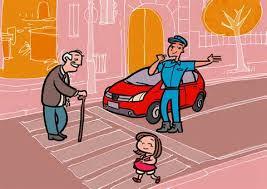 Mesmo protegidos pelas leis, não desperceba a possibilidade dos outros errarem e desrespeitarem você