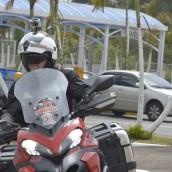 GUGA DIAS, do Diário de Motocicleta, SÉRIE CURSOS DE PILOTAGEM parte 1