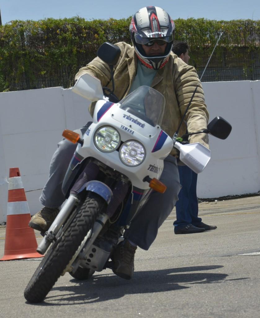 As motos clássicas são muito bem vindas, tabém