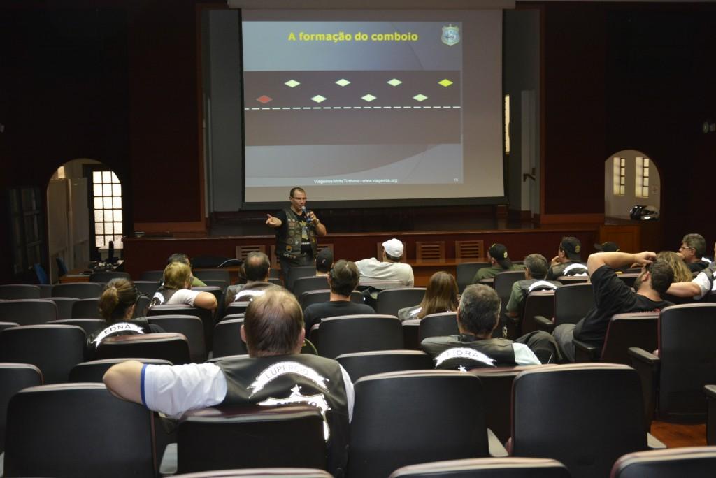 Palestra e Curso de Conduta, com Carlos A. Zuffo