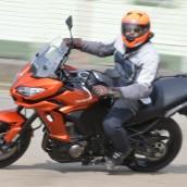 Nova Kawasaki Versys 1000. Esportividade com muita segurança