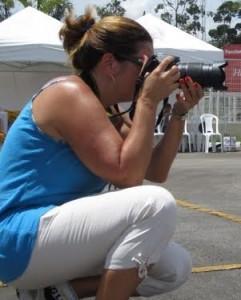 Geórgia Zuliani: fotógrafa e administradora