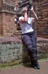 Geórgia Zuliani, administradora e fotógrafa