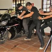 Fui ajudar um motociclista e me ferrei